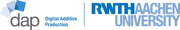 RWTH Aachen University - Digital Additive Production Logo
